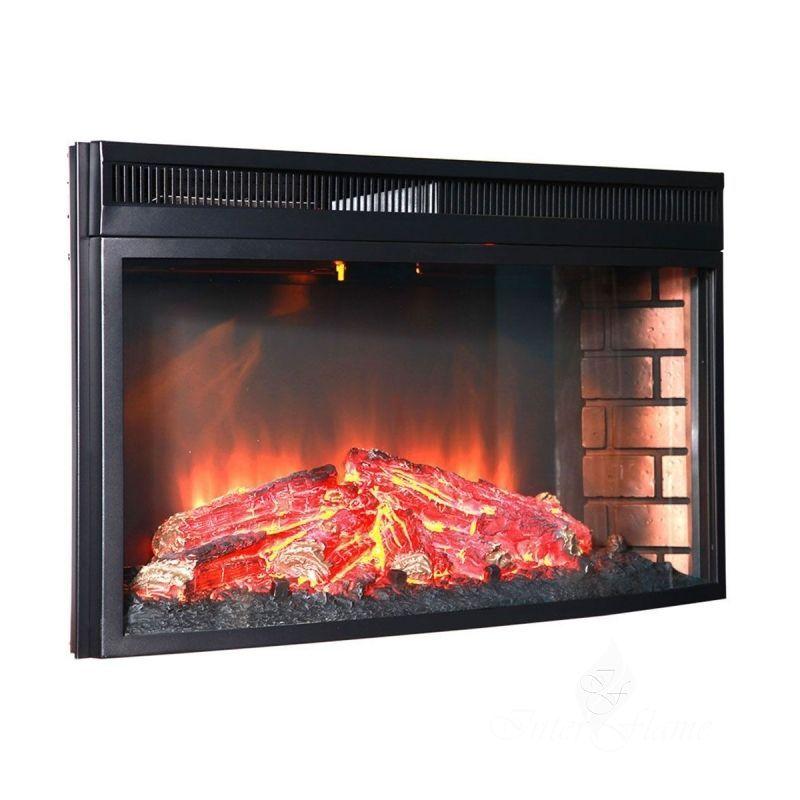 общей перспективе электрический камин с эффектом живого пламени фото средневековье возникает концепция
